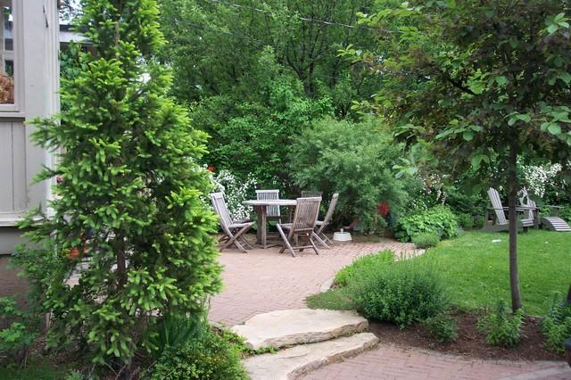 Perennial Garden traditional-landscape