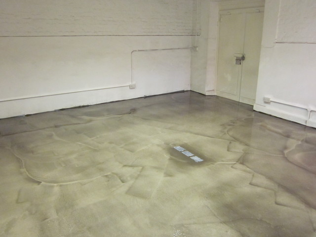 Poured Polished Concrete Flooring Newcastle Upon Tyne