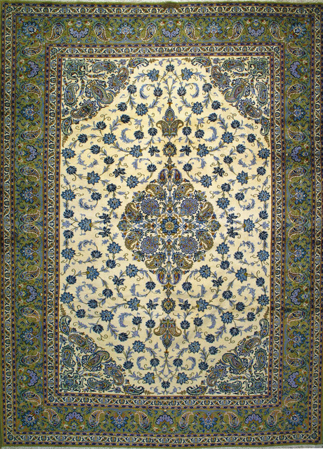 Authentic Persian Rugs traditional-rugs