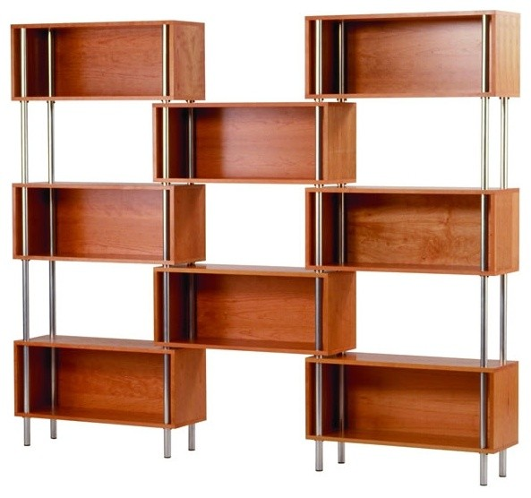 Blu Dot Chicago 8 Box Shelf - Contemporary - Display And Wall Shelves - by Design Public