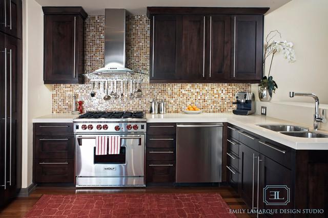 Palm Desert Kitchen Contemporary Kitchen Other Metro By Emily Lamarque Design Studio