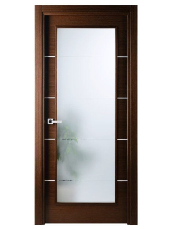 European Designer Modern and Contemporary Interior Doors - NEW for Oct. 2012 - Model: Mia Rosa