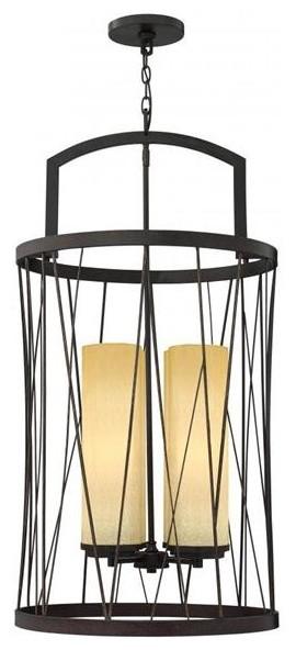 Fredrick Ramond FR41624ORB Foyer Nest pendant-lighting
