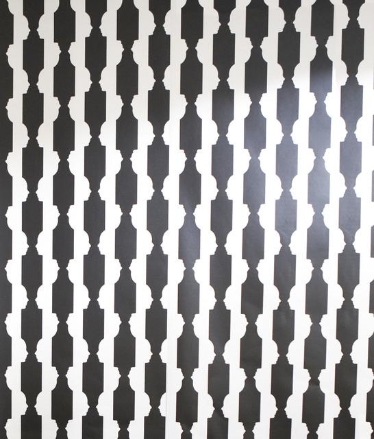 modern wallpaper black
