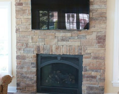 Mountain Stack Stone Veneer contemporary