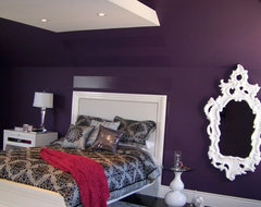 9 Ways to Use Rich, Dark Paint
