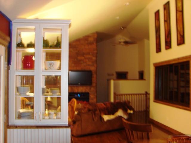 Prairie Clover traditional-living-room