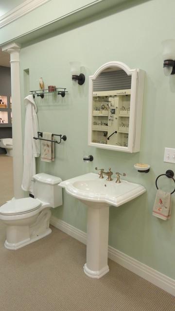 Denver Kohler Showroom - Contemporary - Bathroom Sinks ...
