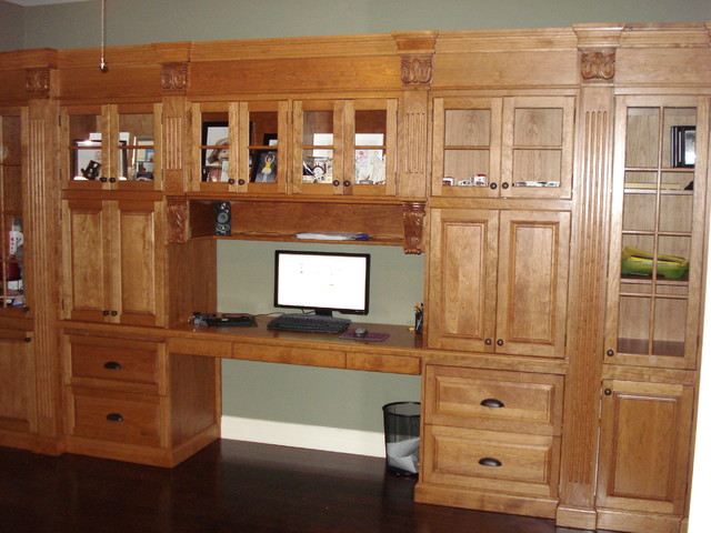 Meiler Woodworking contemporary-desks-and-hutches