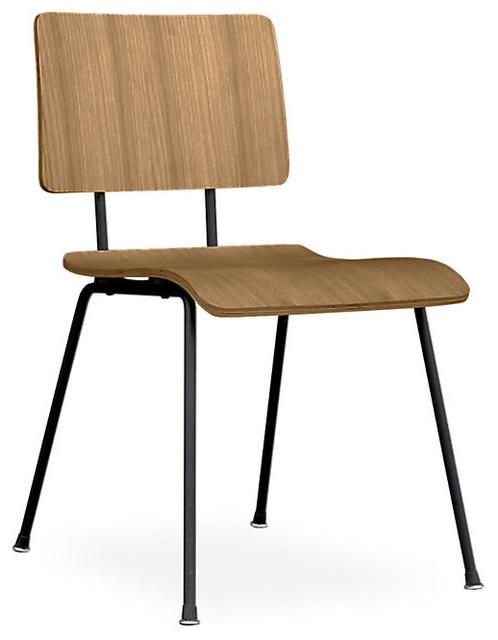 Gus Modern School Chair | Smart Furniture - Eclectic ... Modern School Chairs