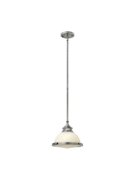 Hinkley Lighting 3127PL Combo Mini Pendant Mini-Pendant Amelia Collection -