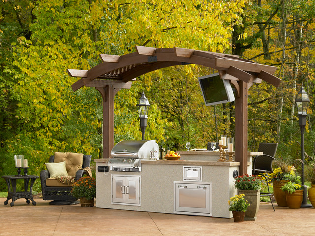outdoor grills other metro by the outdoor greatroom company