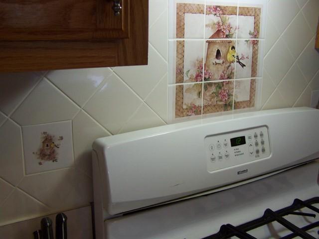 Kitchen Back Splash traditional