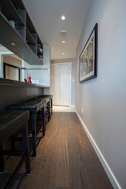Burnett Residence contemporary-kitchen