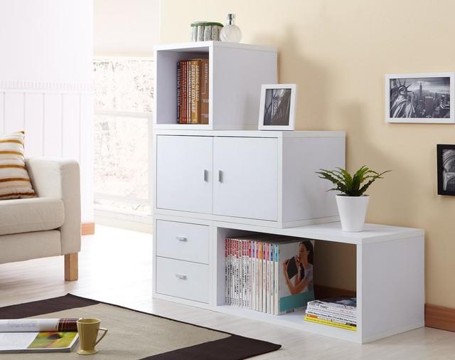 Maxi Modular Storage Unit - Contemporary - Display And ...