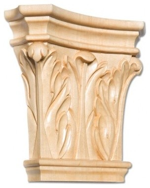 Decorative Wood Appliques - Onlays And Appliques - other metro - by Custom Service Hardware, Inc