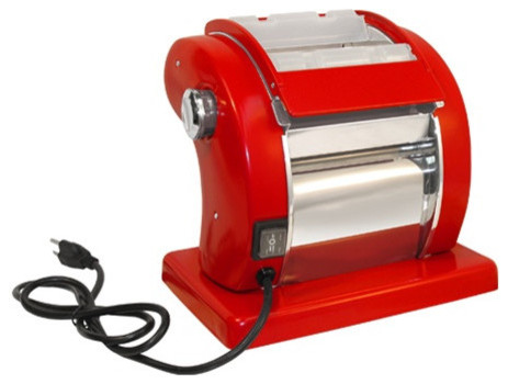 Roma Express Electric Pasta Machine modern-pasta-makers-and-accessories