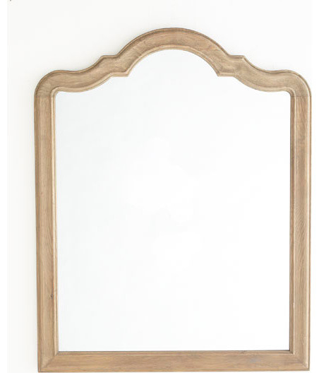 Queen Anne Mirror traditional-mirrors