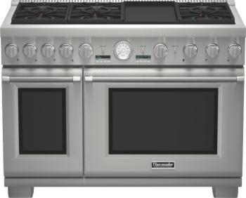 48 inch Professional Series Dual Fuel Range traditional-gas-ranges-and-electric-ranges