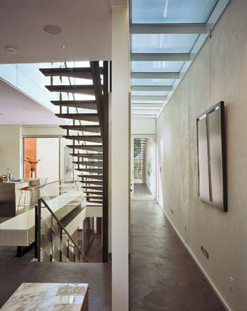 Fougeron Architecture modern-hall