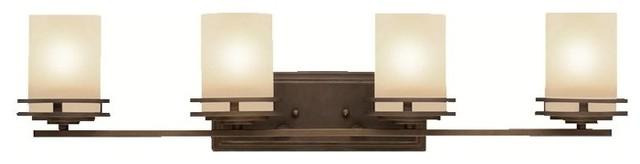 KICHLER Hendrik Transitional Bathroom / Vanity Light X-ZO9705 contemporary-ceiling-fans