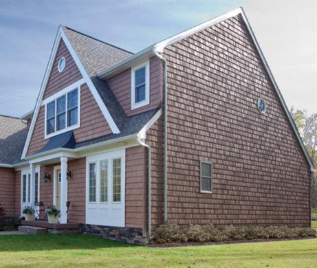 The Foundry Shake Specialty Siding contemporary-outdoor-products