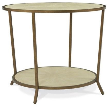 Julian Chichester Felix Hallway Table - Traditional - Side Tables And End Tables - by Candelabra