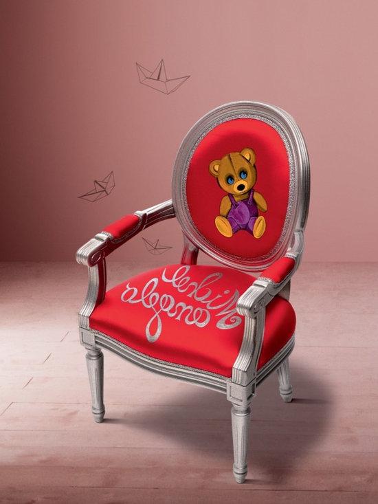 MINI baby chair Creazioni - MINI baby chair Creazioni from £890. Ships worldwide. Email ilive@imagine-living.com