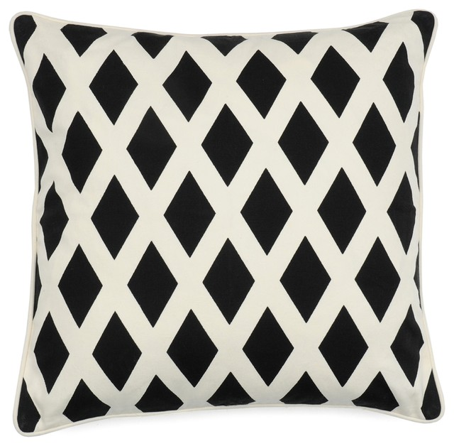 Diamond Pillow modern-decorative-pillows