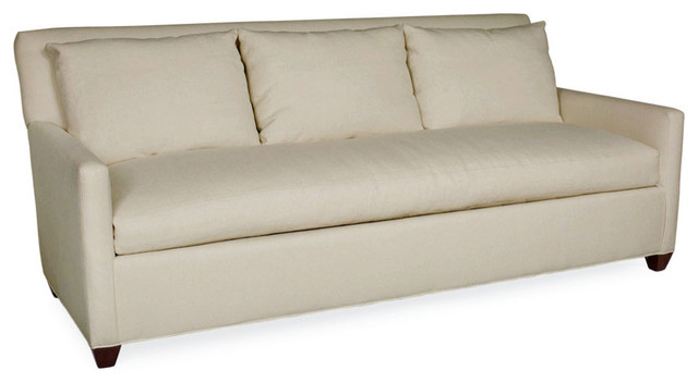 Chambers Sleeper Sofa in Patton Flax transitional-futons
