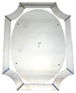 Antique Mercury Glass Mirror - $3,000 Est. Retail - $2,100 on Chairish ...