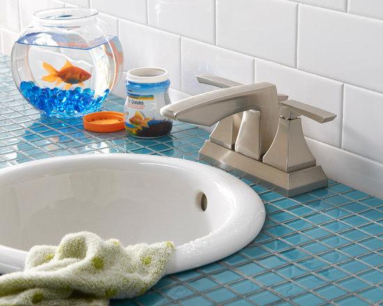 Danze Logan Square Two Handle Centerset Faucet -