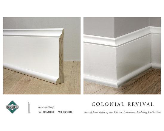 WindsorONE Colonial Revival Base Molding -