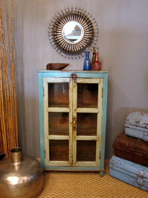 Eclectic Storage Units And Cabinets eclectic