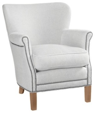 Traditional Armchairs by Serena & Lily
