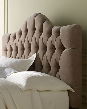 Benson Tufted Headboard traditional headboards