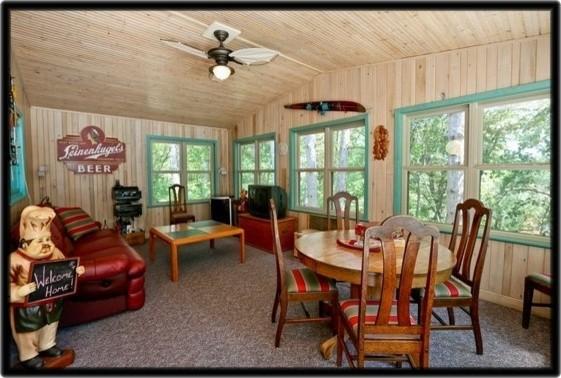 New Listing - 300' Pine Lake Frontage - Alden Township - Osceola, WI craftsman-porch