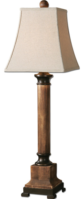 Dellwood Pillar Table Lamp traditional-table-lamps