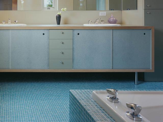 Shine - bathroom modern-bathroom