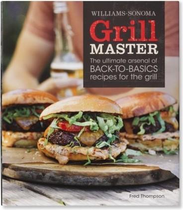 Williams-Sonoma Grill Master Cookbook modern-cookbooks