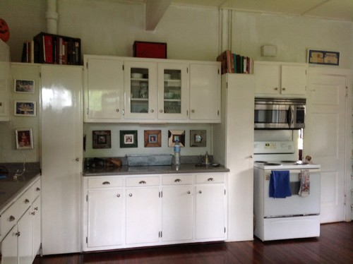Need help! Total kitchen remodel 1930's wood home