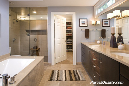 Master Suite Remodel traditional-bathroom