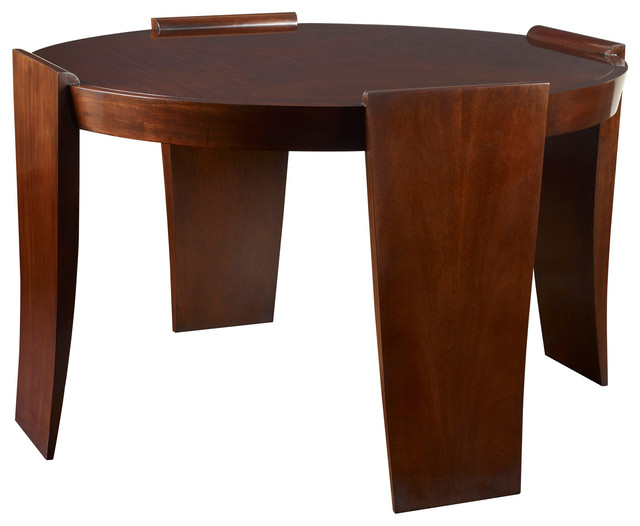 Radiant Center Table - Baker Furniture - Modern - Side ...