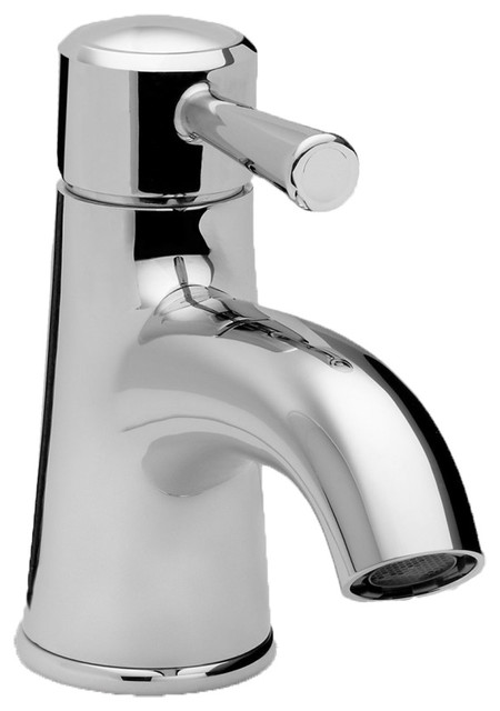 Toto TL210SD#PN Silas Single-Handle Lavatory Faucet modern-bathroom-faucets