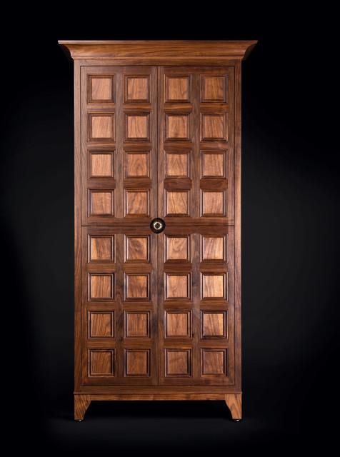 Cocktail Cabinet - Transitional - Storage Cabinets - burlington - by ShackletonThomas