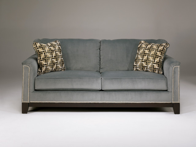Living Rooms traditional-sofas