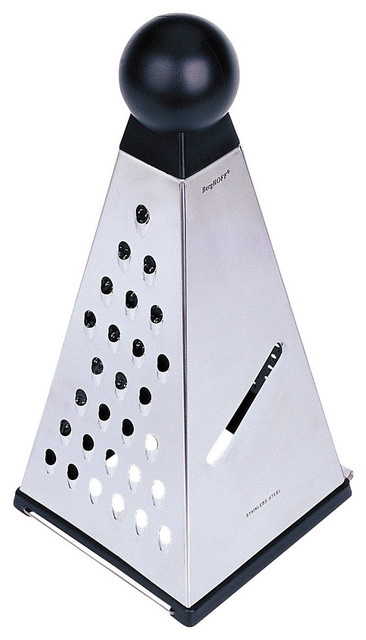 Berghoff Pyramid Grater contemporary-graters