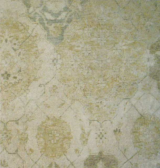 Worn out True Fresco Wall mediterranean wallpaper