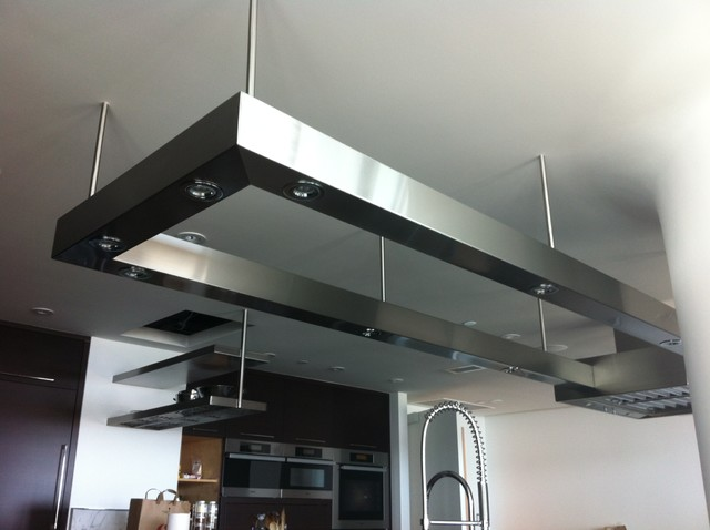 San francisco modern kitchen hoods and vents san - Kitchen appliances san francisco ...