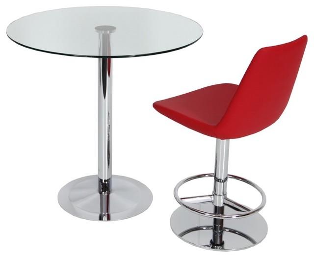 Eiffel Piston Swivel Stool by sohoConcept Contemporary  : contemporary bar stools and counter stools from www.houzz.com size 640 x 526 jpeg 30kB